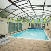 The Elmfield Heated indoor swimming pool