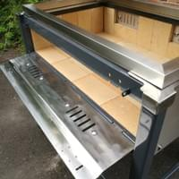 Mobile Fire Table UK