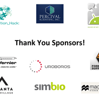 Thank you to our awesome sponsors!