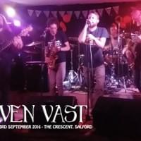 live at The Crescent (Salford, England) 23/9/2016