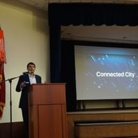 Jun2016_Speaker_Kartik Goyani, VP Metro Dev discusses the Connected City concept