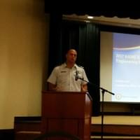 Oct2017_CDR Hueller, USCG, presents Hurricane Response during SAME Tampa luncheon
