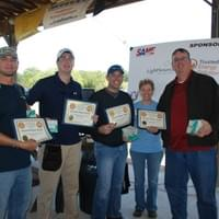 Oct2017_Shooting Clays_2nd place team