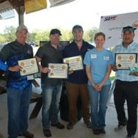Oct2017_Shooting Clays_3rd place team