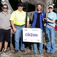 Oct2017_Shooting Clays_CH2M team
