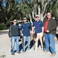 Oct2017_Shooting Clays Chapuis Design Group Team