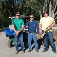 Oct2017_Shooting Clays SurvTech Team