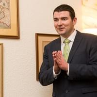 Minister of State for Tourism & Sport, Brendan Griffin TD