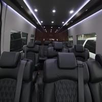 Sprinter 2500 LX Jet Coach  Interior