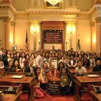 California recognizes Cambodian Genocide Awareness week - Sacramento, April 2015