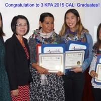 2015 Cali Graduates - Sophy's Restaurant, October  2015