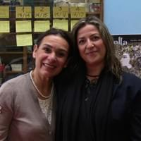 With Roberta Carreri, Odin Teatret