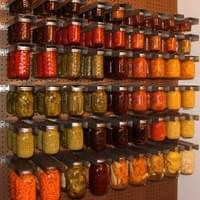 Arrange your jars like never before