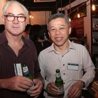 Yoong Hui Chia - AAS Networking Event April 2016