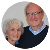 Nancy and Bob Erdmann