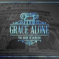 2017 Sermon Series Branding - Grace Alone (Romans)