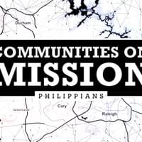 2017 Sermon Series Branding - Communities on Mission (Philippians)