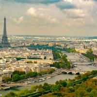Paris - Stock footage