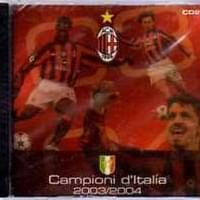 Vittoria scudetto 2003 CD-Rom celebrativo