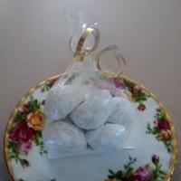 Italian Wedding Cookies party favors