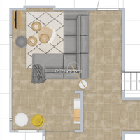 Plan Maison - Salon