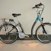 step electric bikes rear rack battery