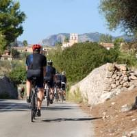 Professional Cycling activity in Mallorca