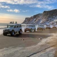 Jeep activity in Iceland