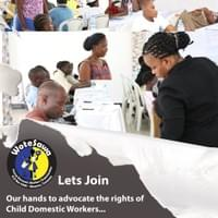 Lets join our hands to Advocate the Rights of Child Domestic Workers #wotesawa #thefoundationforcivilsociety