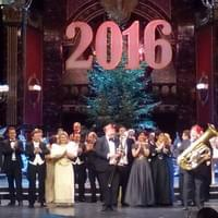 New Year's concert at Sofia opera and ballet