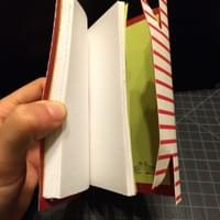 Popcorn box journal I