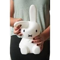 Veilleuse rechargeable Miffy 30 cm