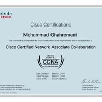 CCNA Collaboration (Voice + Video)