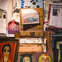 Art Studio - Studio Greer Robear