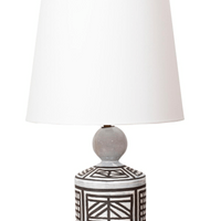 Ceramic Table Lamp by Roger Capron