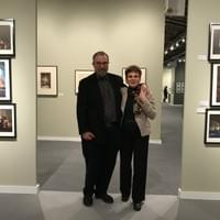Throckmorton Fine Art Booth at AIPAD 2017