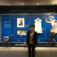Billie Jean King Exhibition at the New York Historical Society