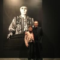 Louise Nevelson Retrospective at the Pace Gallery, February 2018