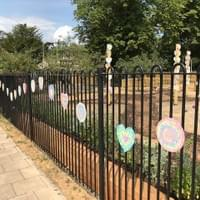Hampton Wick Infant & Nursery School Garden Project Nursery to Year 2
