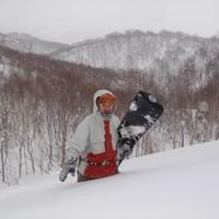 Niseko is known for its deep powder off piste
