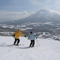 Easy skiing for all ages