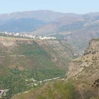 Landscapes from Armenia