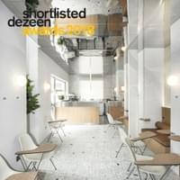 M+ Space Beijing * WAF INSIDE Awards Shortlist * Dezeen Awards Shortlist