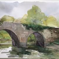 Argenton bridge