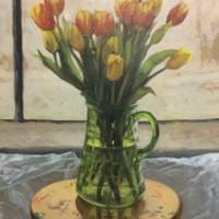 Studio tulips SOLD