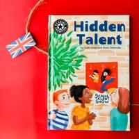 Hidden Talent by Cath Jones