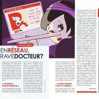 illustration d'article de presse