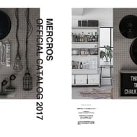 MERCROS「OFFICIAL CATALOG / 2017」