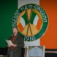 1916 Commemoration 24/09/16 in Ballymacoda