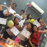 Laughter Yoga Leader Training June 2016